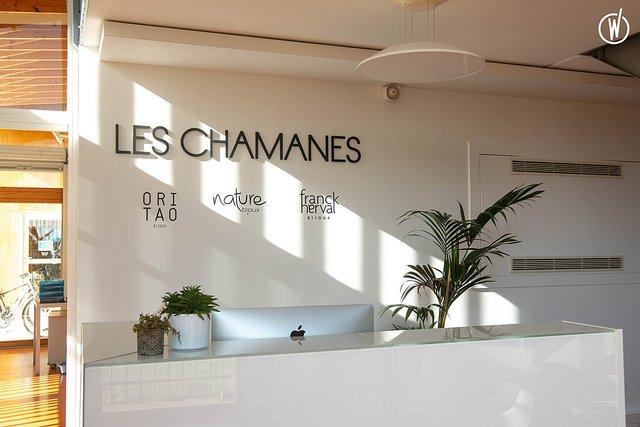Les Chamanes