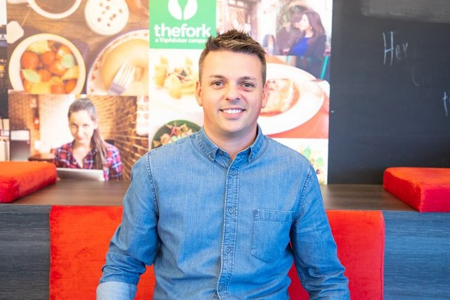 Conoce a Enrico, Customer Care Specialist - ElTenedor