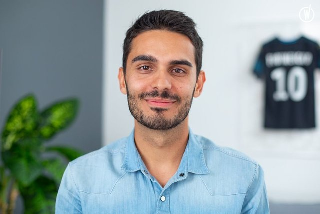 Rencontrez Romain, Lead developer - Adversport