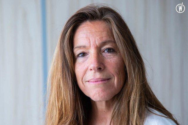 Rencontrez Sylvie, Responsable solution IT - Orange