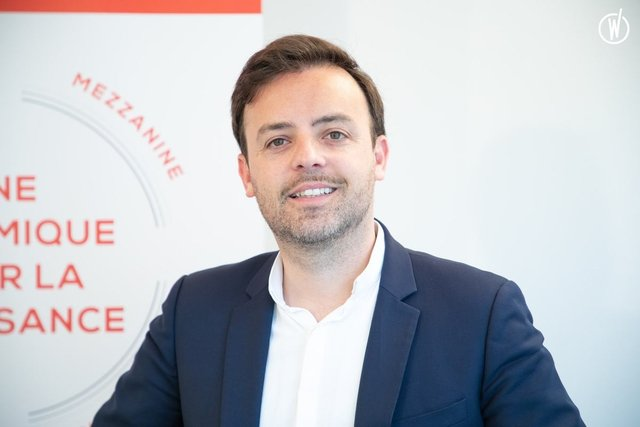Rencontrez Nicolas, Chief Digital Officer - SIPAREX