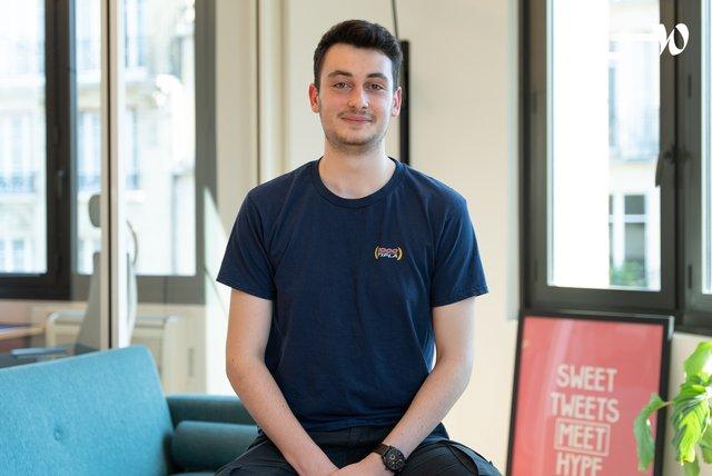 Discover Nathan, Creative Engineer - mojo