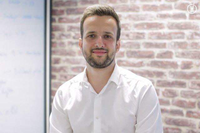 Rencontrez Jérémie, Directeur conception produit - Energisme