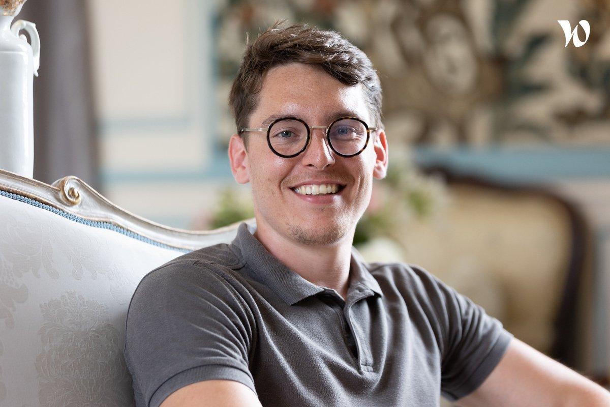 Rencontrez Alix Baggio, Software Engineer - Swan