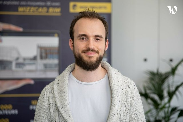 Rencontrez Antoine, Developer - WIZZCAD