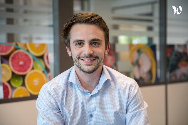 Découvrez Baptiste , Directeur d'exploitation - 2Bsystem