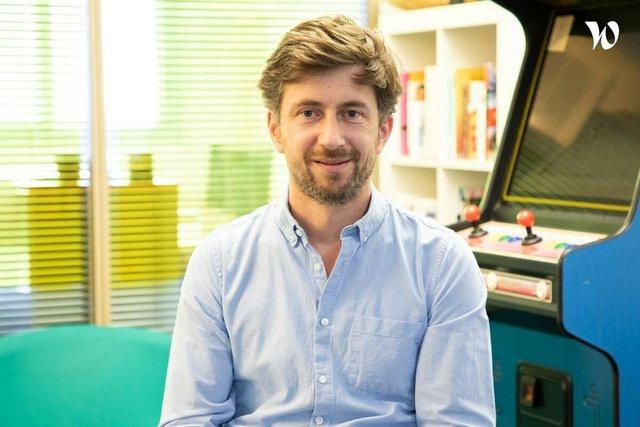 Rencontrez Pierre-Emmanuel, CE0 - Dessia Technologies
