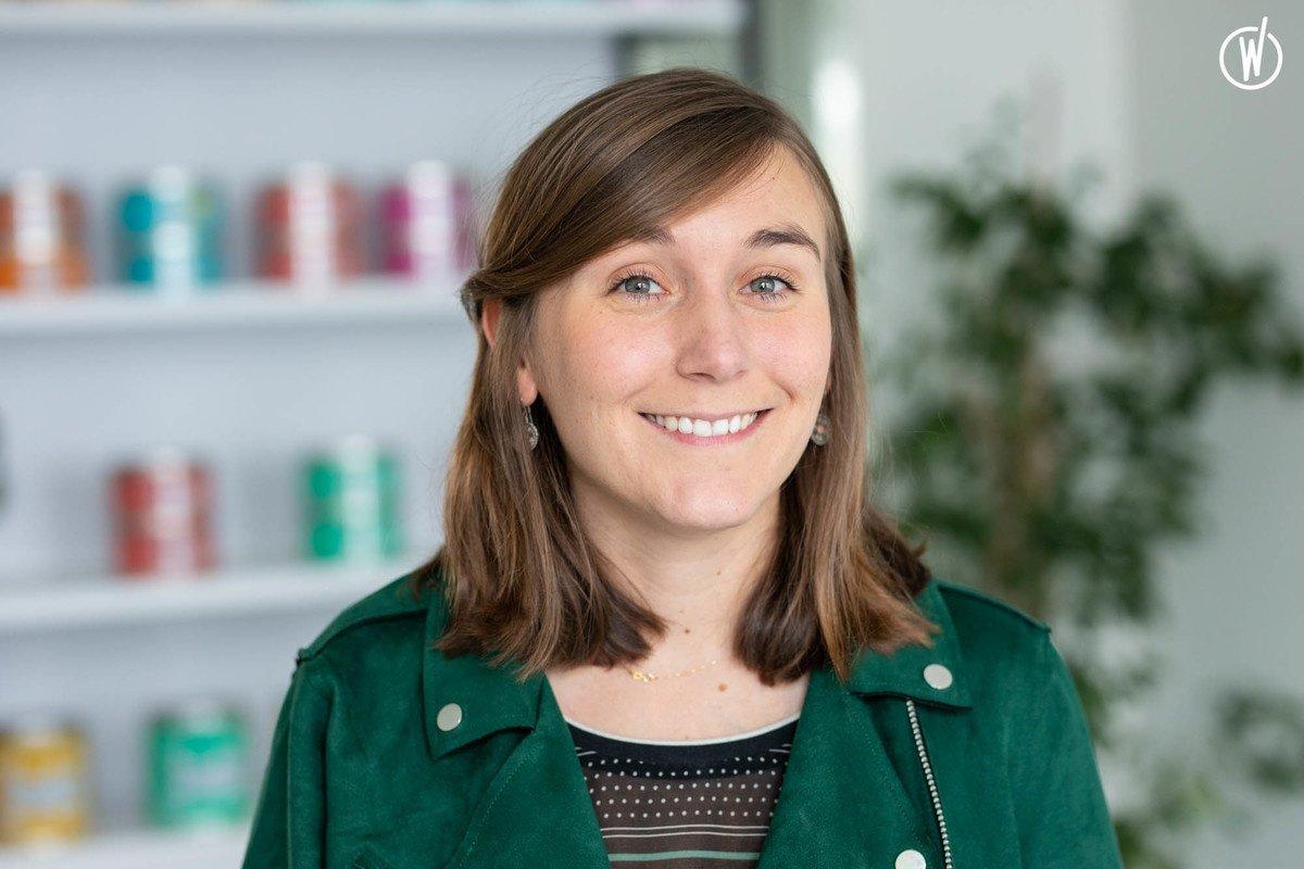 Rencontrez Claire-Alice, Responsable marketing opérationnel - Kusmi Tea
