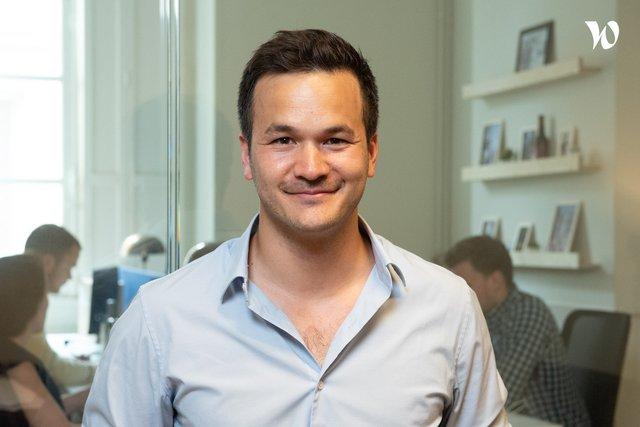Rencontrez Alexandre, Co-fondateur - Tudigo
