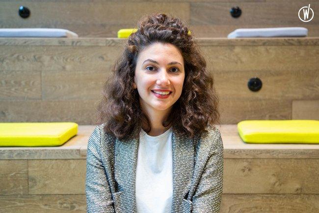 Rencontrez Anne, Manager de l'espace Château d'Eau - Deskopolitan
