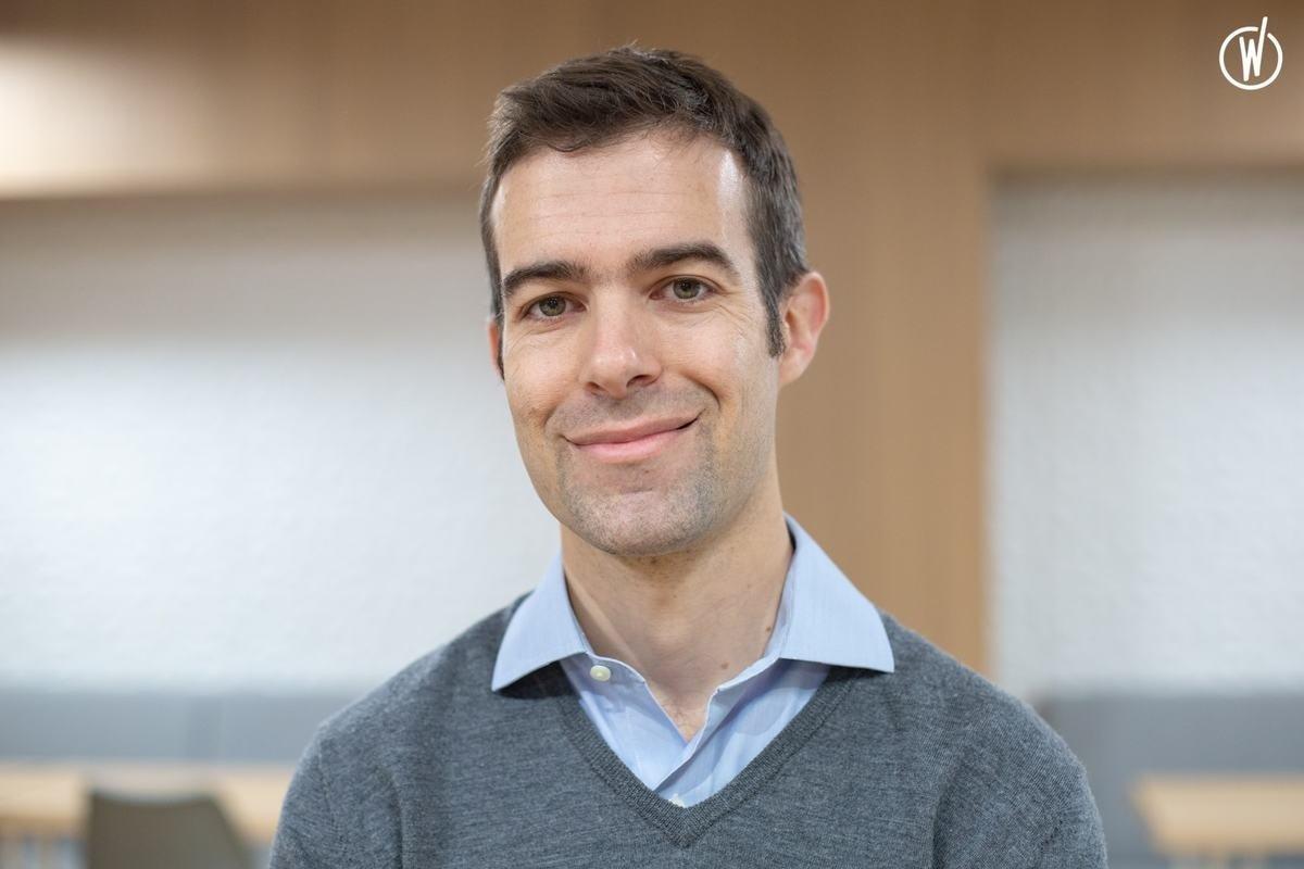 Rencontrez Pierre, Directeur Associé - Bérénice Pour La Ville Et Le Commerce