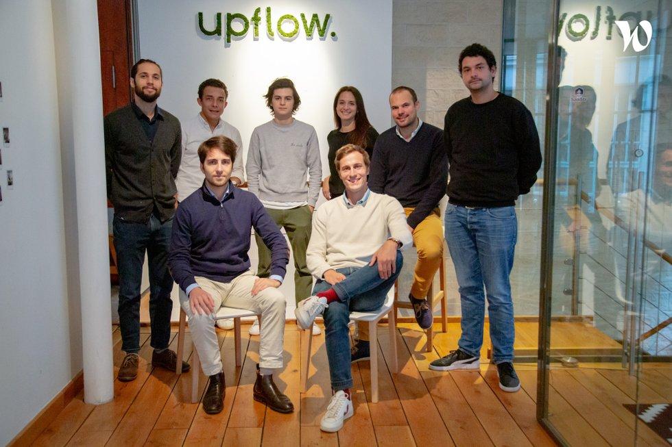 Upflow