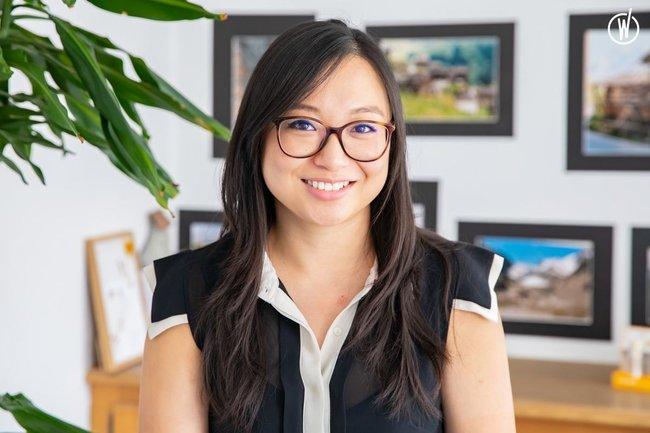 Rencontrez Jie Ru, Digital Officer - Incara Lab
