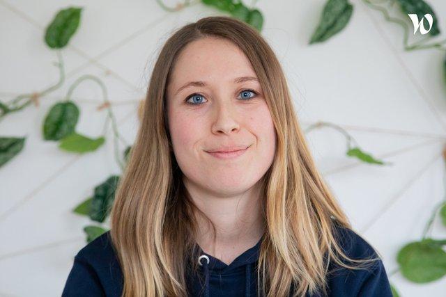 Rencontrez Céline, Head of Online Acquisition - Agicap
