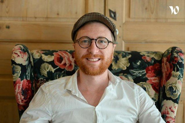 Rencontrez Damien, Co Fondateur - Café de l'immo