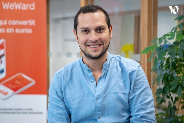 Rencontrez Yves, CEO - WeWard