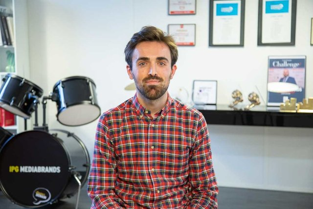 Rencontrez Martin, Account Manager - IPG Mediabrands