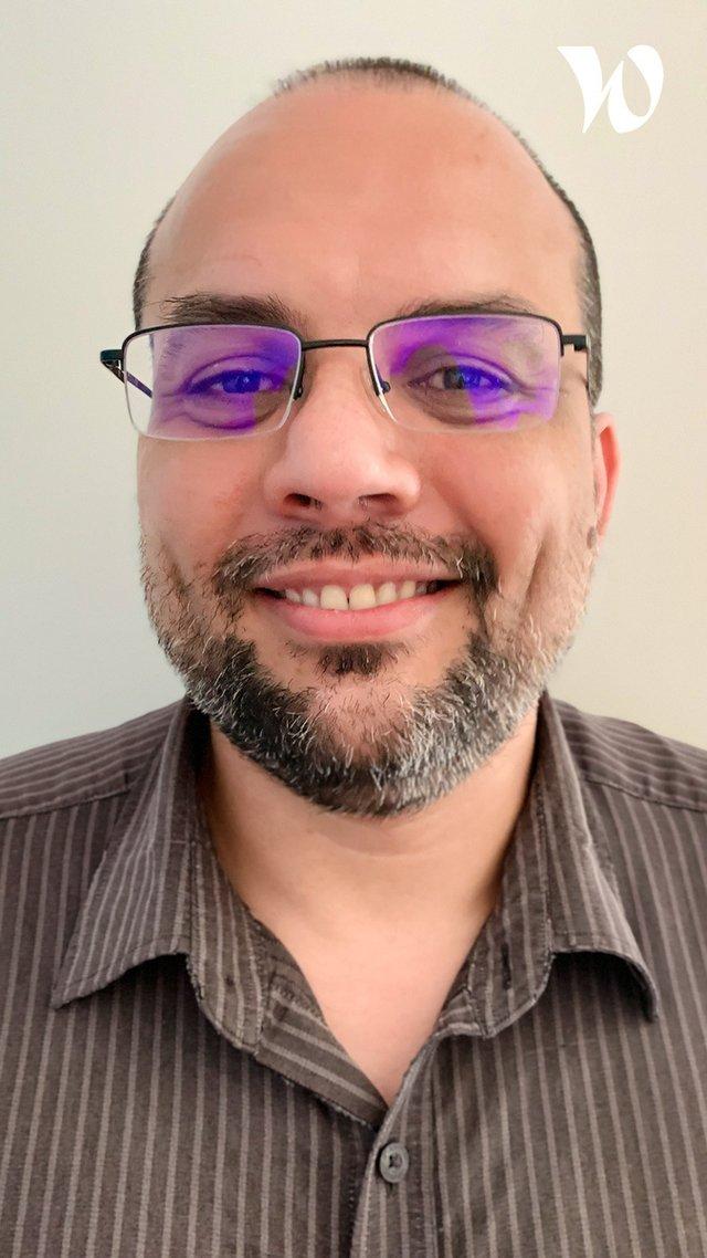 Rencontrez Sébastien, Tech Lead - Whoz