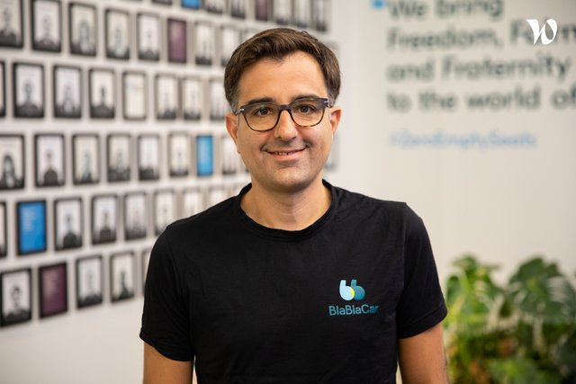 Meet Nicolas, CEO - BlaBlaCar