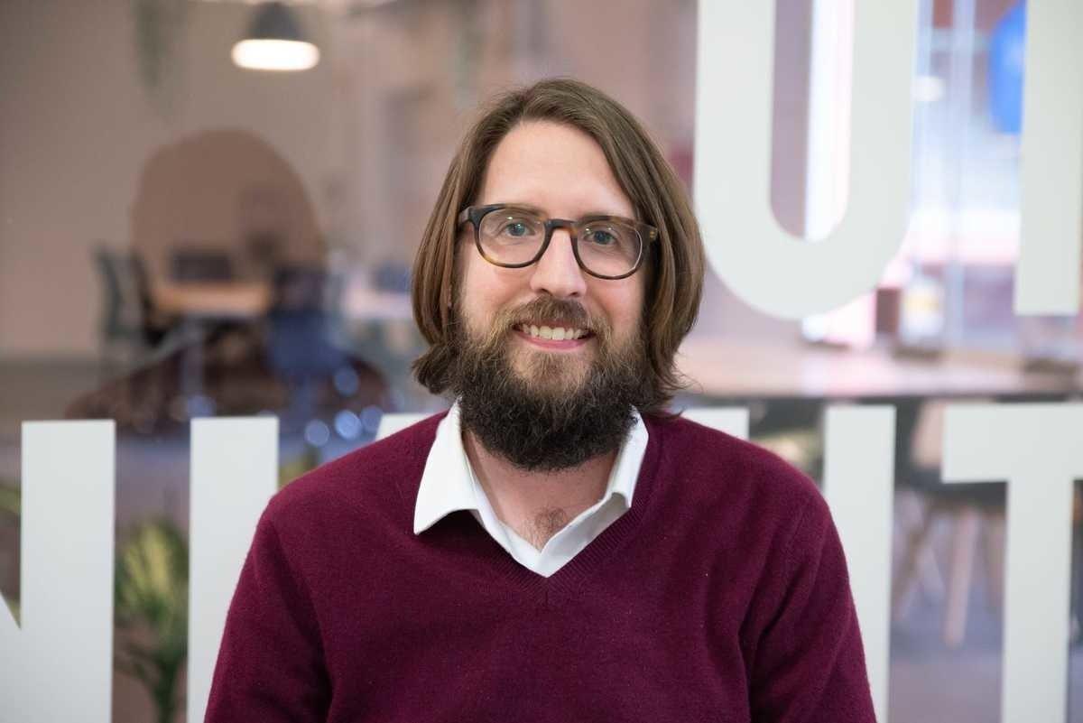 Conoce a Nevan, UX/UI Lead Teacher - Ironhack Barcelona