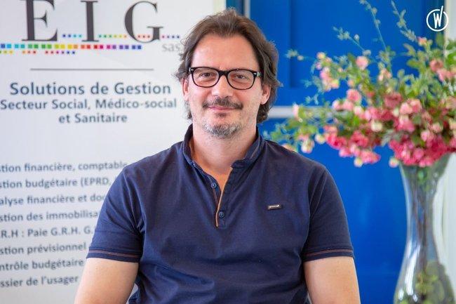 Rencontrez Christophe, Chef de projet développement - EIG