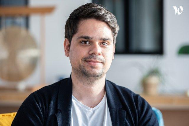 Rencontrez Marcel, Directeur Produit - Wivoo