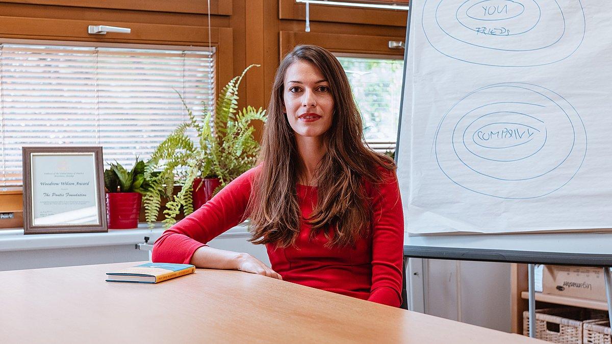 Zoznámte sa: Dominika Horňáková, Senior programová manažérka  - Nadácia Pontis
