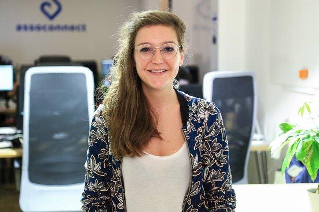 Rencontrez Corinne, Content manager & Community builder - AssoConnect