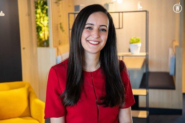 Rencontrez Imène, Chef de projet et experte solution ECM - Amexio