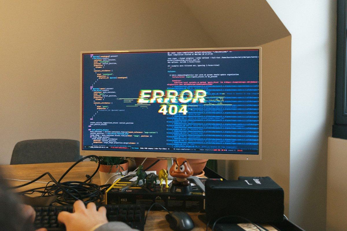How to alert a developer to a problem?