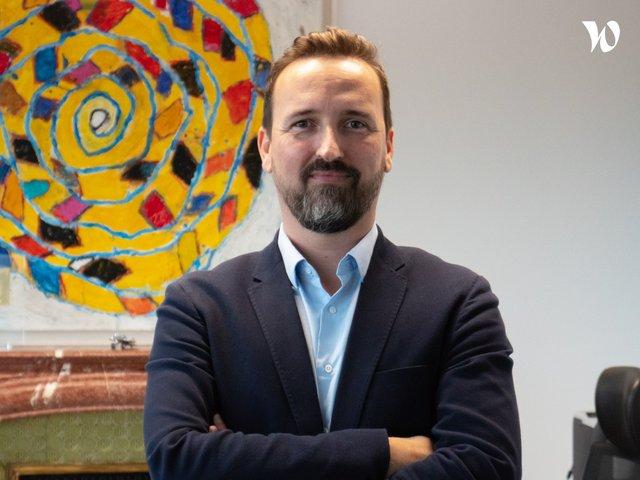 Rencontrez Olivier, Chargé d'Affaires Professionnelles - Caisse D'Epargne De Midi-Pyrénées