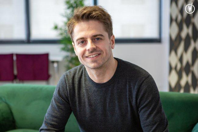 Rencontrez Thomas, Co-Fondateur - Unlatch