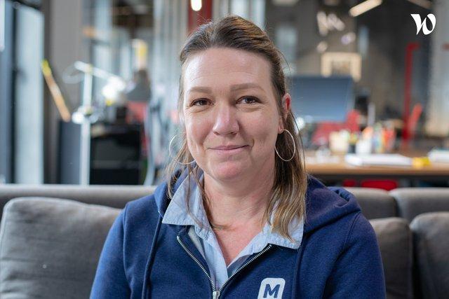 Rencontrez Antonia, Account Manager - EP
