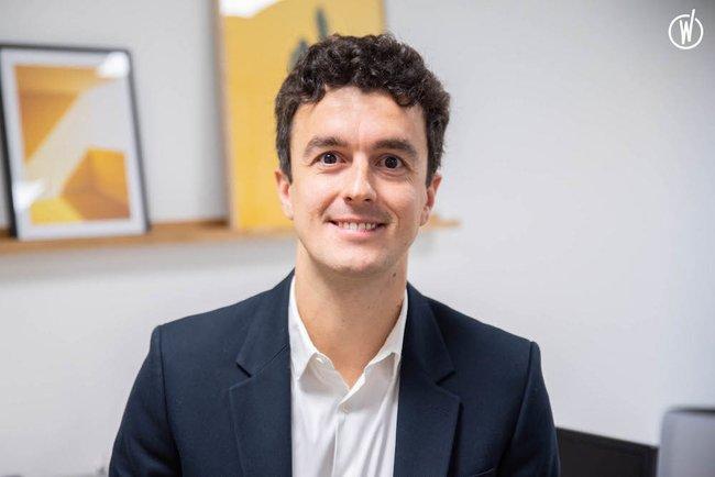 Rencontrez Arnaud, Ingénieur Patrimonial chez HSBC Assurances - HSBC