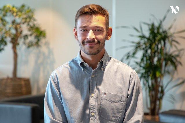 Rencontrez Paul, Ingénieur d'études - direction Environnement - Antea Group