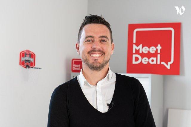 Conoce a Jérémy, Director General Asociado  - MeetDeal