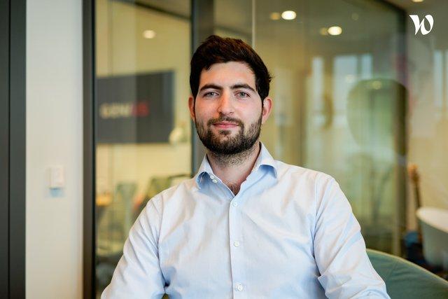 Rencontrez Gautier, chef de projet marketing digital - Genius