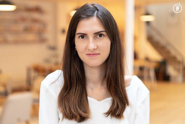 Rencontrez Elodie, Junior Marketing & Communication - TIPTOE