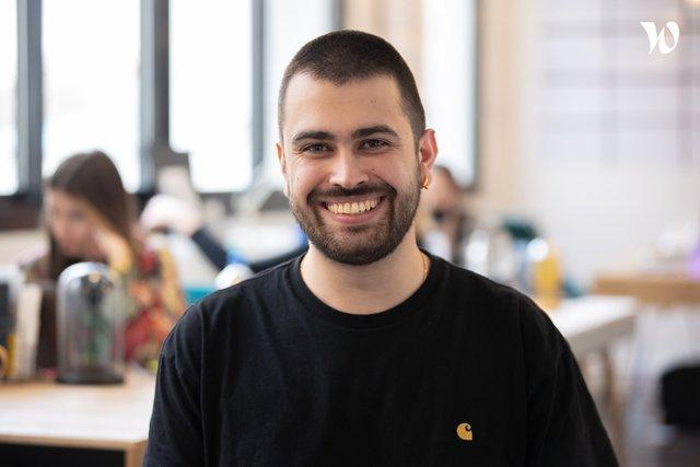 Rencontrez David, Social creative - Boomerang Agency