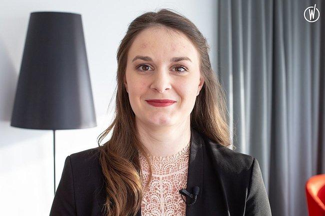 Rencontrez Elodie, Responsable Groupes et Evenenements - Hotel Melia Paris La Defense