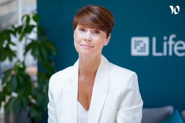 Rencontrez Anne-Valérie, Senior HR Generalist – RRH France & Talent Acquisition Leader EMEA - Liferay