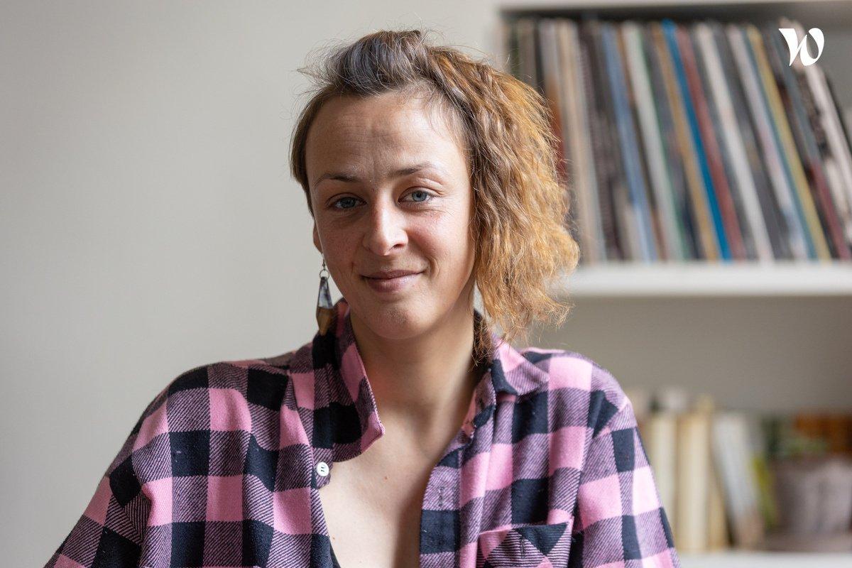 Rencontrez Lucie responsable pédagogique et cofondatrice - O'clock