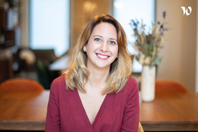 Rencontrez Ségolène, Head of Customer Success - Shipup
