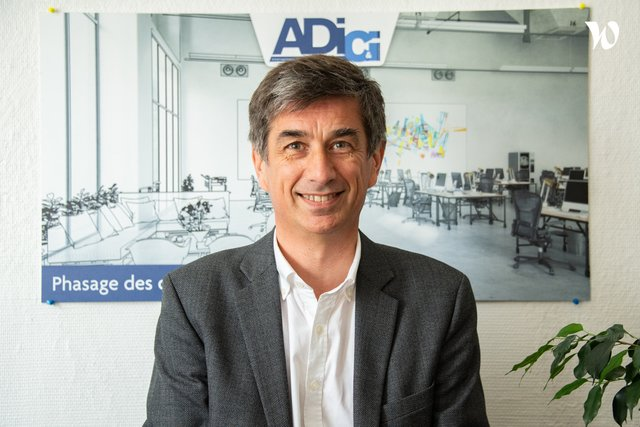Rencontrez Alexandre, Fondateur - AD Lille - ADICI