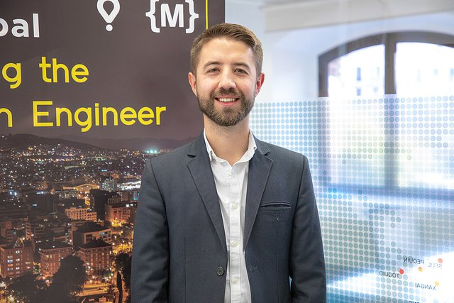 Meet Luca, Talent Partner - Global M