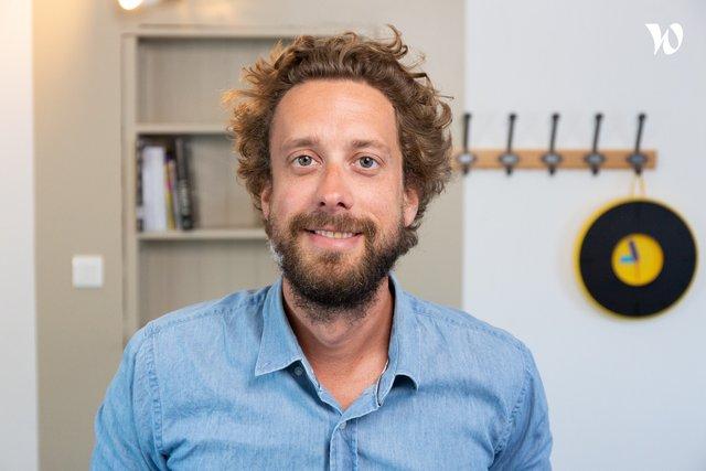 Rencontrez Bertrand, Co-fondateur - AB Solutions