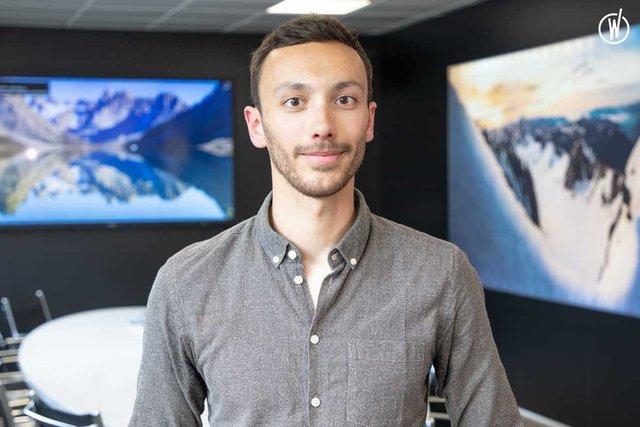 Rencontrez Antonin, Content Manager - JULBO