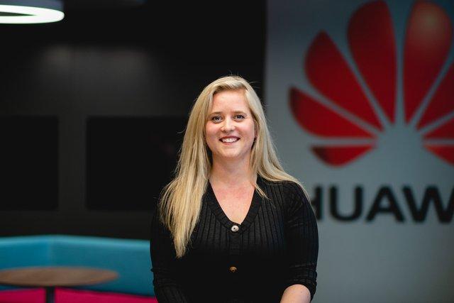 Markéta Kulhánková, Admin Director pro CZ, SK a Rakousko - Huawei Technologies Czech