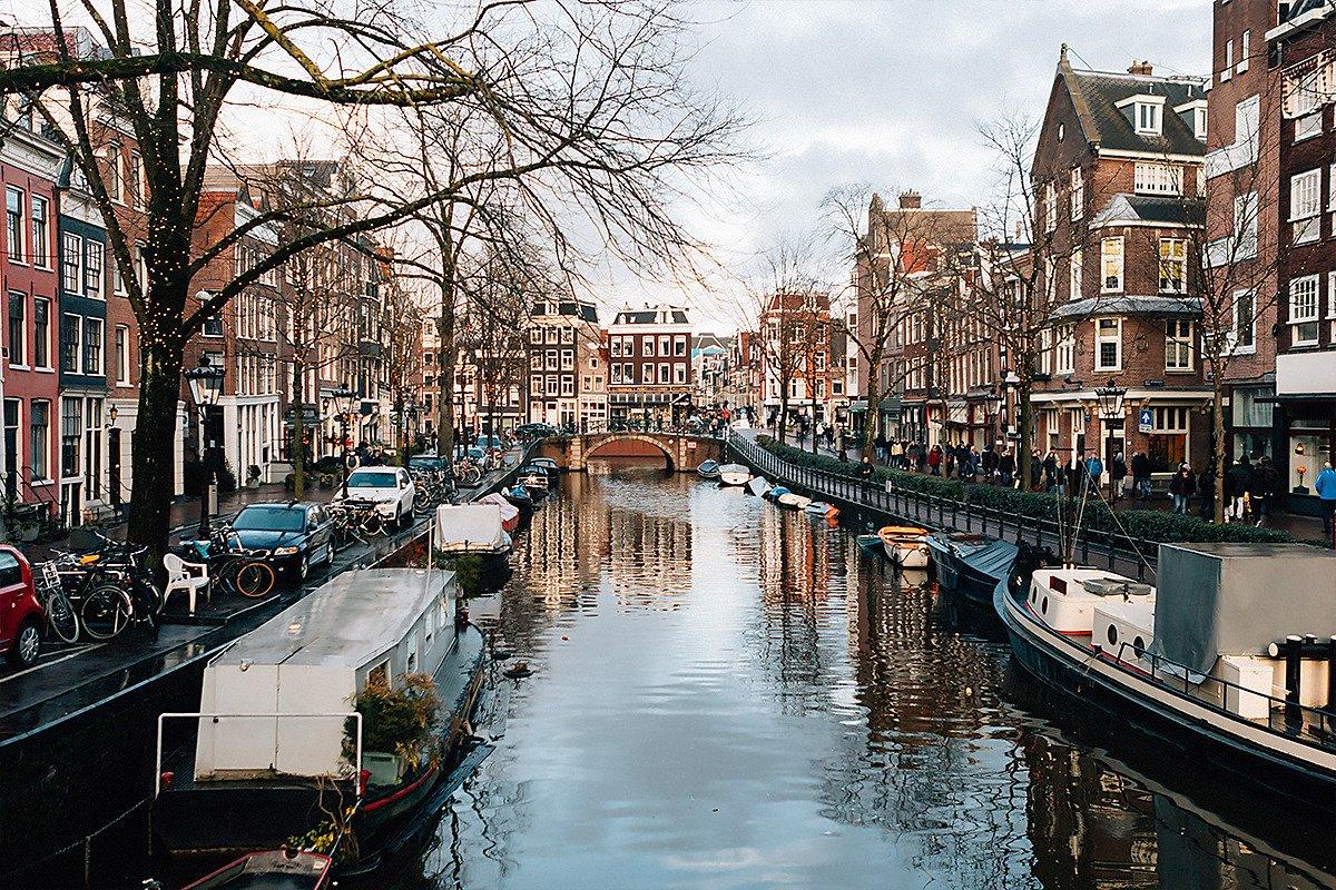 Jaké to je, pracovat v Amsterdamu