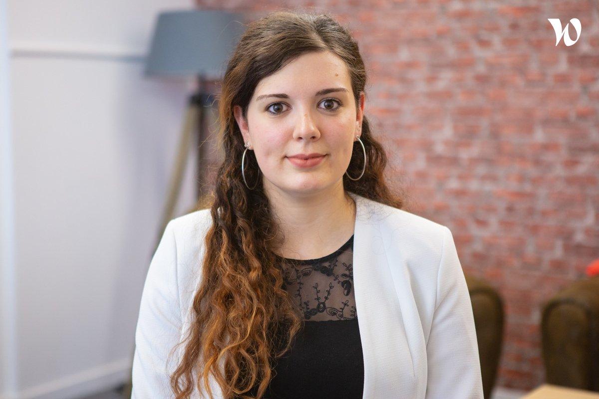 Rencontrez Estelle Padilla, Content Marketing - VISEEON
